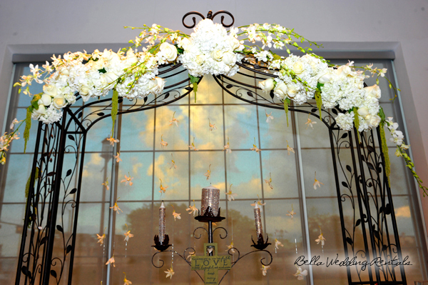 decorated wedding arch wrought iron wedding arches wrought iron arches for your 3347