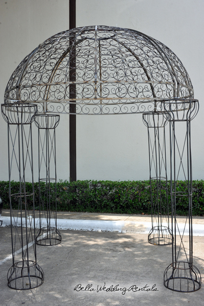 Wrought Iron Wedding Arch Rental Amp Installation