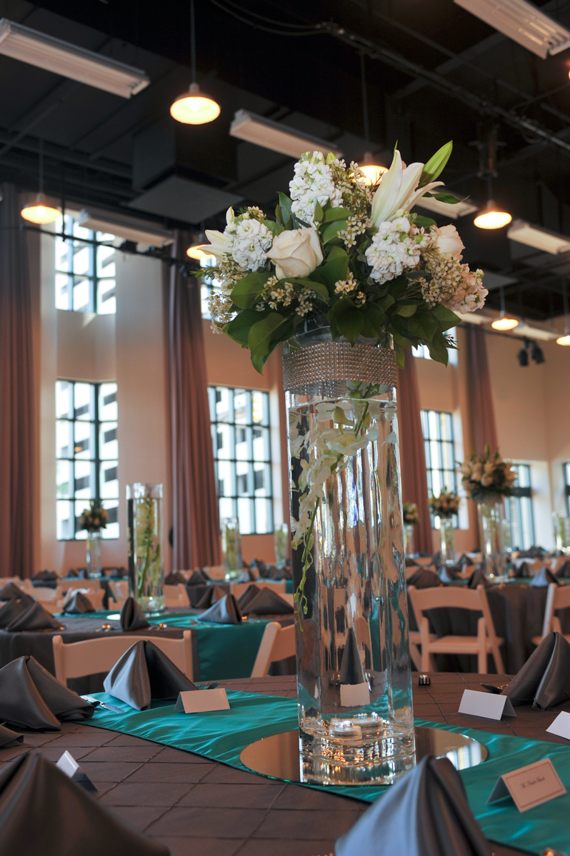 Bass Hall Wedding Ceremony & Reception Design