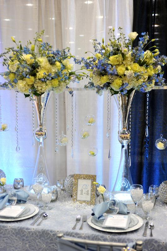 Non Glass Centerpiece Wedding Rentals Wedding